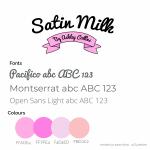 SatinMilk